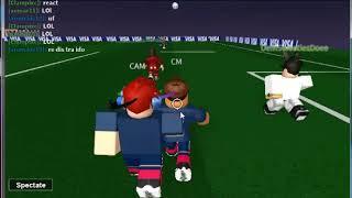 Match France FC Vs Koala FC l Roblox
