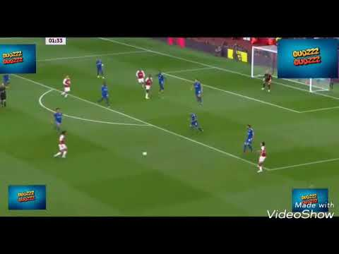 Arsenal vs Leicester 4-3 all goals&highlights