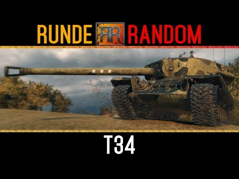 World of Tanks | [GER] RR #30 - T34