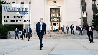 #WashWeekPBS Full Episode: President Trump's Health & the Vice-Presidential Debate