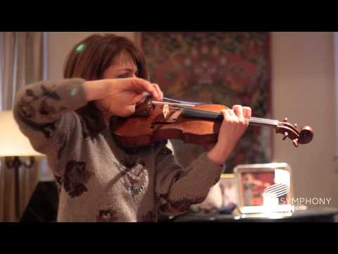 Irina Muresanu on Beethoven's Violin Concerto