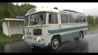 ПАЗ-672. Первый тест-драйв: перегон с приключениями