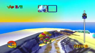 Snowboard Kids 2 - Snowboard Kids 2 (Ice Land and Boss) (N64) - Vizzed.com GamePlay - User video