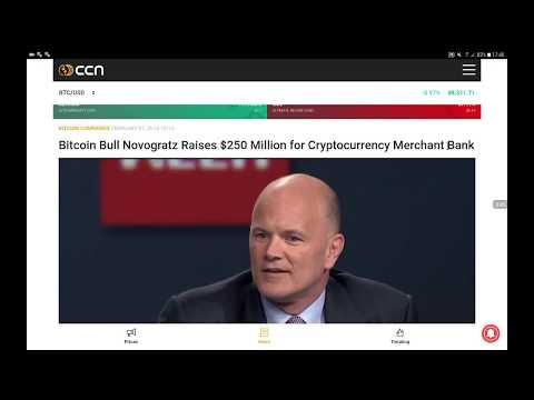 partie nº2 #Bitcoin #Blockchain : Le Crypto Rapport du 10 Février 2018