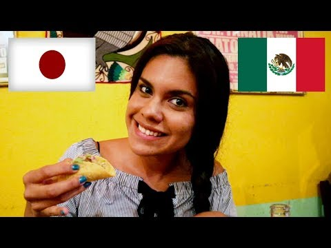 TRYING MEXICAN FOOD in JAPAN! 🌮| Mexican Girl Reacts | Lost in Japan Ep.13