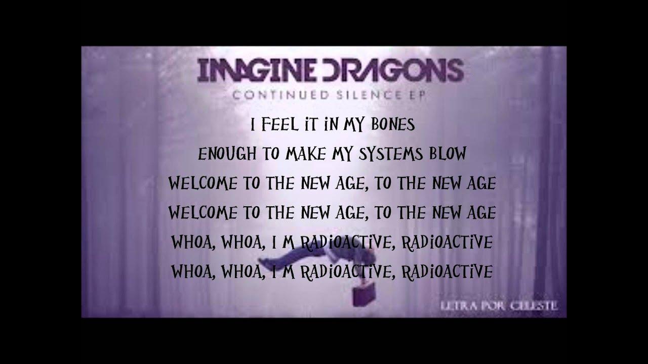 Imagine Dragons - Radioactive {lyrics} - YouTube