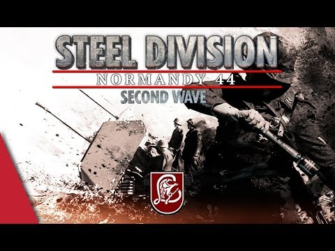 SECOND WAVE DLC! 16th Luftwaffe - Steel Division: Normandy 44 Battlegroup Preview #3