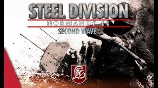 SECOND WAVE DLC 16th Luftwaffe - Steel Division Normandy 44 Battlegroup Preview 3