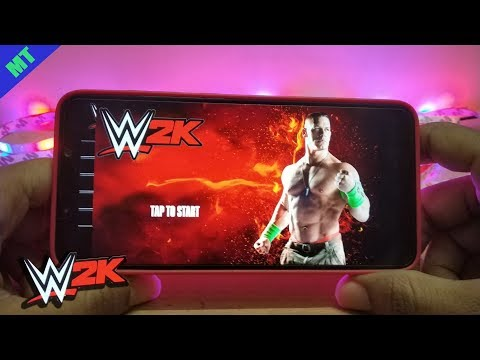 How To Install WWE 2K Game On Any Android Device 2019!!!!!