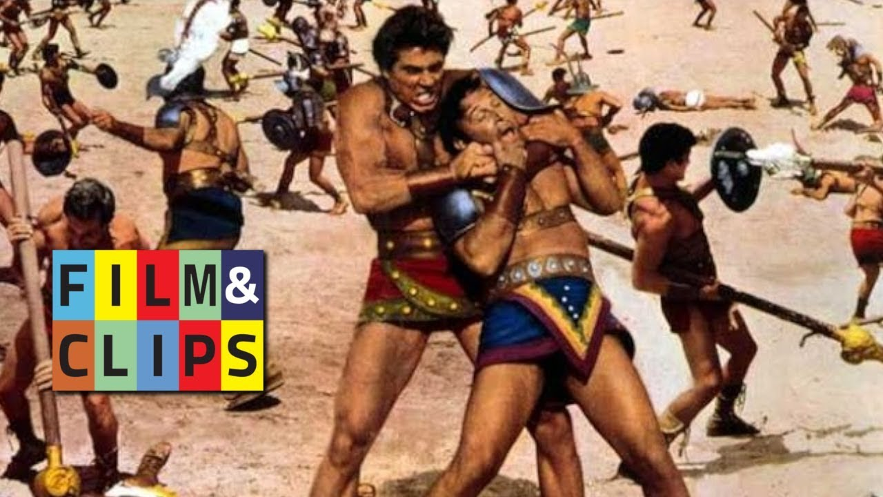 I Dieci Gladiatori Les Dix Gladiateurs Film Completo Film Complet By Film Clips Youtube