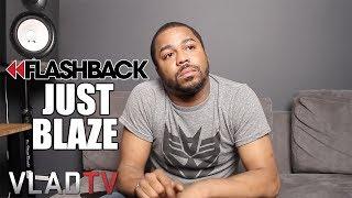 Flashback: Just Blaze Compares Eminem & Jay-Z in the Studio