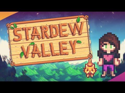Stardew Valley #78 w/GamerSpace - Smooook!