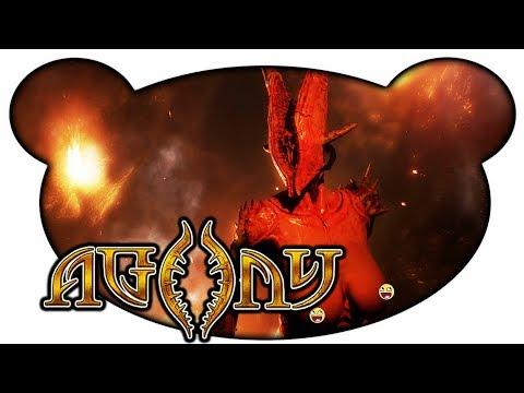 Agony #02 - Das Labyrinth Des Verstandes (Let's Play Horror Facecam Gameplay Deutsch German)