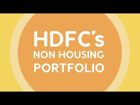 HDFC's Non Housing Loan Products