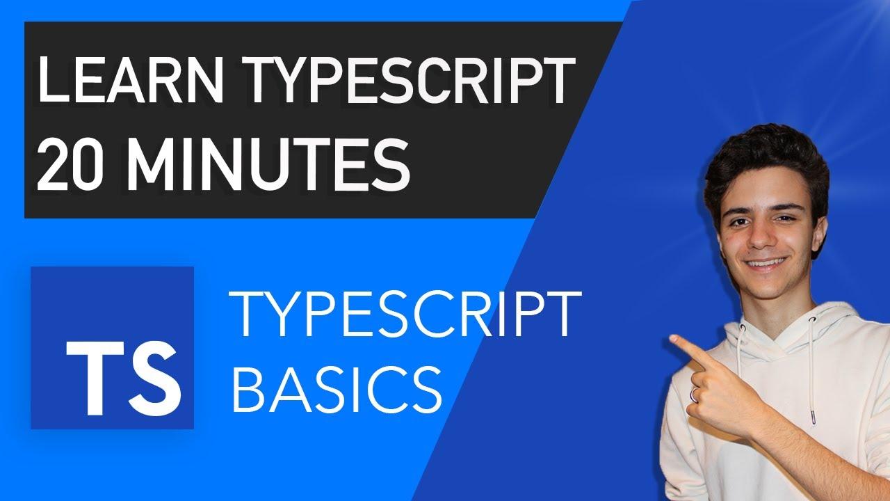 TypeScript Tutorial For JavaScript Developers - TypeScript Basics