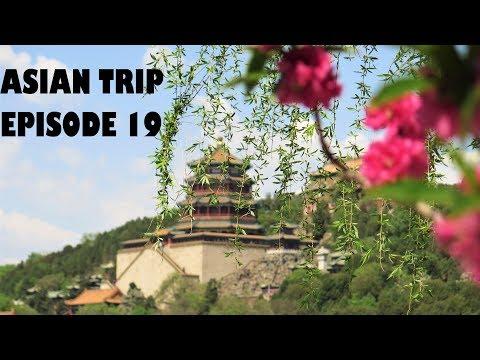 China Vlogs - Episode 19 : Beijing, Summer Palace, Shanghai, The Bund, Skyline