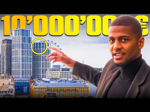 MON APPARTEMENT À 10 MILLIONS D'EUROS (VISITE GUIDÉE)