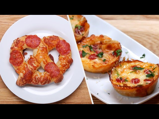 12 Appetizer Recipes For Pizza Lovers Рђб Tasty