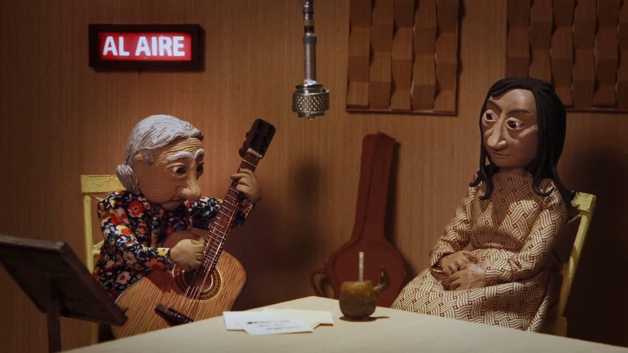 """Cantar con sentido"""": un homenaje animado a Violeta Parra - Radio JGM"""