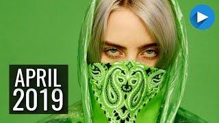 Neue Musik • April 2019 | 20 Neue Lieder