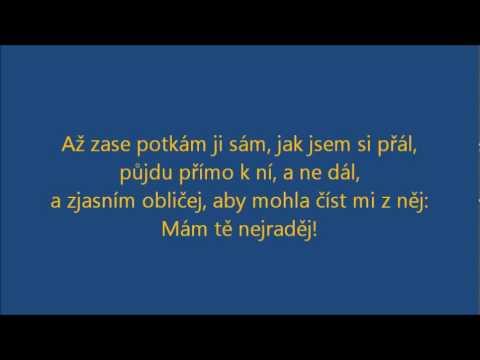 Václav Neckář_Mýdlový princ_Lyrics