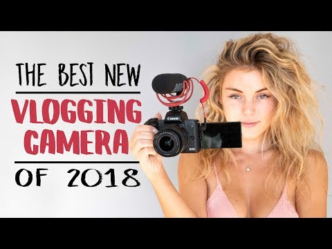 The Best New Vlogging Camera of 2018?! • M50 Creator Kit!