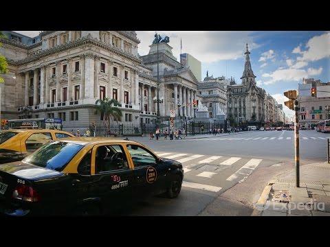 A Buenos Aires Con Aerolineas Argentinas