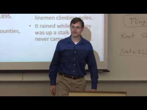 OZK 150: Introduction to Ozarks Studies - Lecture 17: Ozarks Legends and Folktales