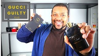 Gucci Guilty OUD // Fragrance Review