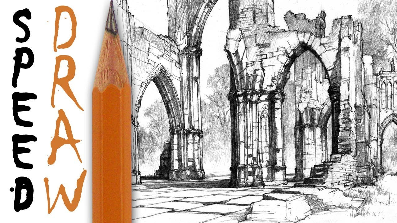 How To Draw Architecture