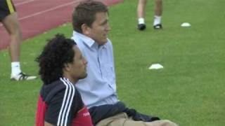 Pre Season Training for Munster