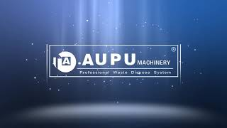 AUPU Automatic Cans Baler
