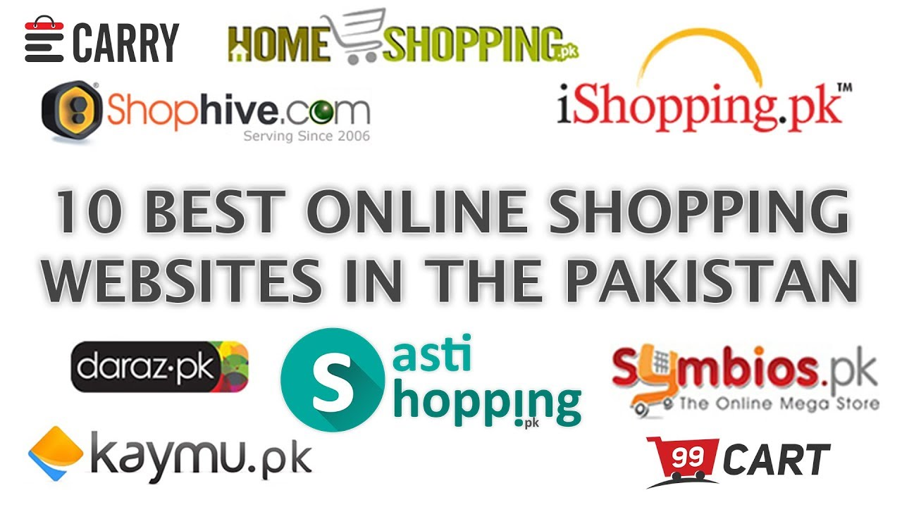 Top 10 Online Shopping Websites In Pakistan Clothing Fashion Cheap