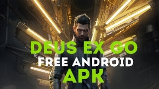 Deus Ex Go Free Android APK DOWNLOAD 1LinkRAR httpsplaygooglecomstoreappsdetailsidcomrarlabrar