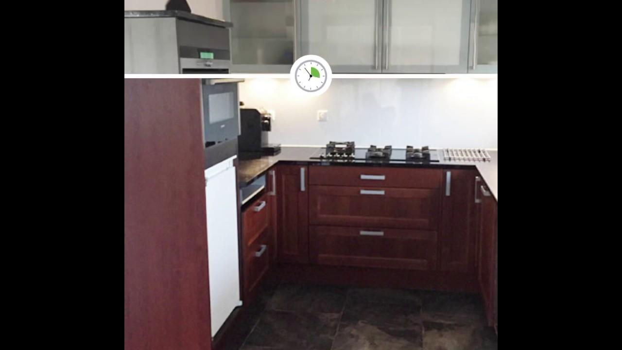 Een Mooie Gerealiseerde Keukenrenovatie Met Voor En Na Foto S Youtube