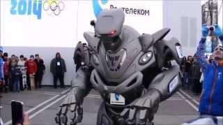 Робот по имени Чаппи (Пародия)
