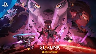 Starlink: Battle for Atlas - Crimson Moon Announce  | PS4