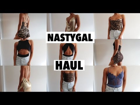 AFFORDABLE TRY ON HAUL: parties, events, etc | Nasty Gal