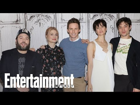 'Fantastic Beasts' Director Reveals The French Word For 'Muggle' | News Flash | Entertainment Weekly