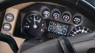 Part 6 - TEST DRIVE - 2008+ Steering Column Swap in the 2001 F250 7.3