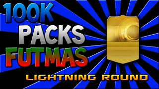 Fifa 15 - 10 x 100K Packs Lightning Round! - INSANE PULLS!! Thumbnail