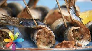Рыбные рулетики из салаки - Все буде добре - Выпуск 599 - 13.05.15