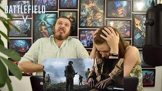 Battlefield V — «Война на Тихом океане» | Реакция