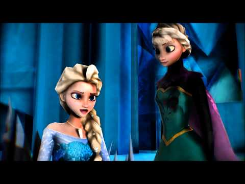 MMD Frozen Old Doll