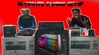 ULTIMATE CHEAP GAMING SETUP !!! GOOD FOR STREAMING !!!