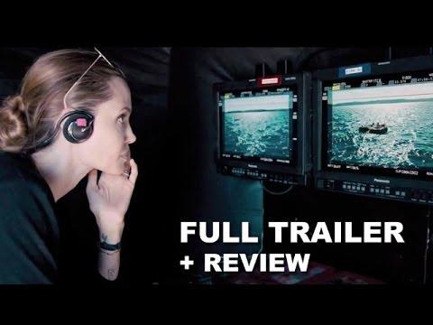 Unbroken Official Trailer + Trailer Review - Angelina Jolie, Laura Hillenbrand : HD PLUS