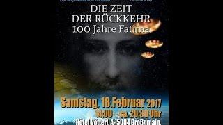 Il Tempo Del Ritorno Di Gesù Cristo: 100 ANNI DA FATIMA - AUSTRIA