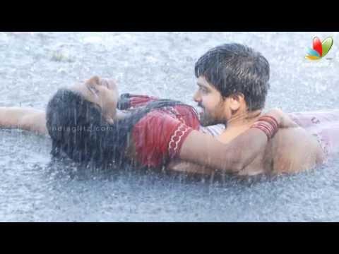 Monicas sizzling rain dance  Nadhigal Nanaivathillai Hot Song  Cinema News