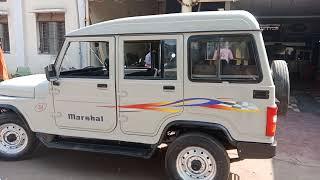 Mahindra marshal modified