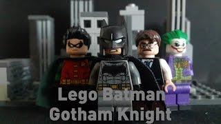 BATMAN - GOTHAM KNIGHT Part 1 / БЭТМЕН - РЫЦАРЬ ГОТЭМА Часть 1
